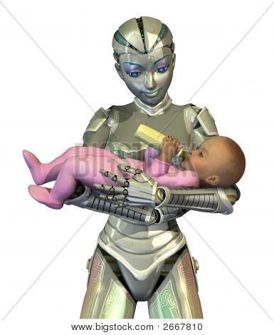 Robonanny: The Future Of Child Care