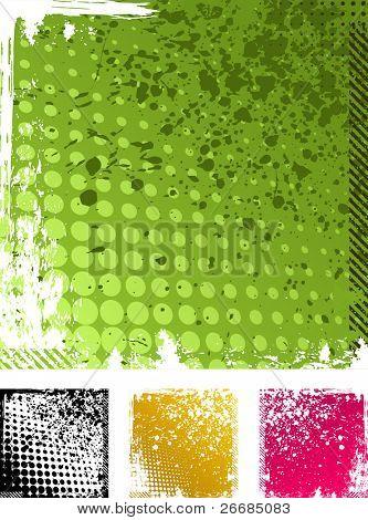 vector grunge backgrounds texture