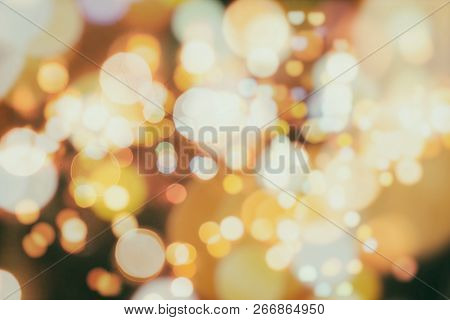 Christmas Wallpaper Decorations Concept.xmas Holiday Festival Backdrop:sparkle Circle Lit Celebratio