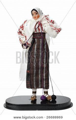 Folklore Doll