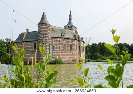 Horst Castle (11th Century), Locally Known As Kasteel Van Horst, Lies Near The Village Of Sint-piete