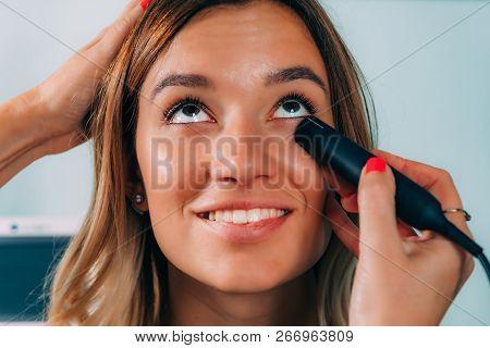 Ophthalmology. Ocular Ultrasound (b-scan)