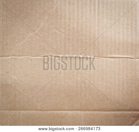 Recycled Cardboard Background Texture Color Image Stock Photos