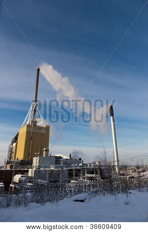 Kymij�rvi  Power Plant