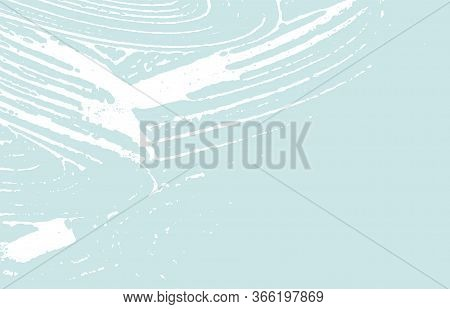 Grunge Texture. Distress Blue Rough Trace. Captivating Background. Noise Dirty Grunge Texture. Livel
