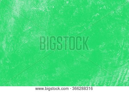 Green And White Color Texture Background, Patchy Beton Pattern