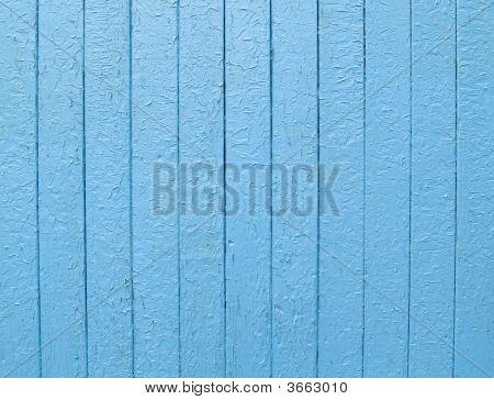 Light-Blue Fence