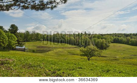 Secluded Vermont Farm