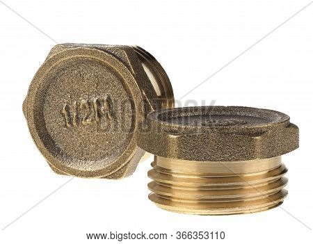 Plug Or Stopgap With Pipe Thread 1/2