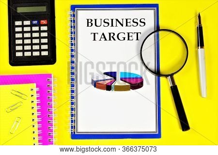Business Goal - An Action Plan And A Set Of Management Measures To Strengthen And Strengthen The Org