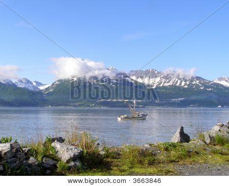 Valdez Boat