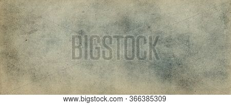 Designed Grunge Paper Texture, Background. Fog And Clouds On A Vintage, Textured Paper Background Wi