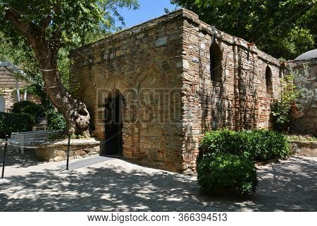 The House Of The Virgin Mary (meryemana), Believed To Be The Last Residence Of The Mother Of Jesus I