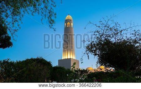 Imam Abdul Wahab Mosque: The Qatar State Grand Mosque Mosque
