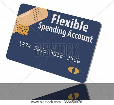 Here Is A Flexible Spending Account Debit Card.