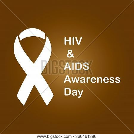 Hiv & Aids Awareness Day.