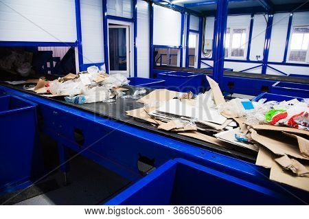 Waste Recycling Factory