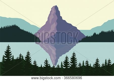 Mountain Landscape 1