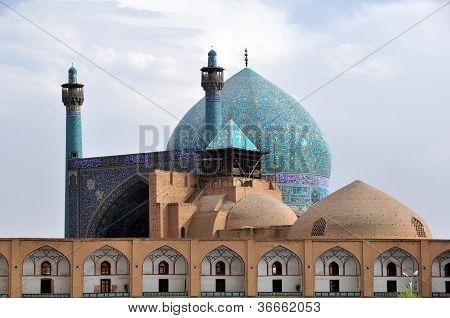 Isfahan-Moschee