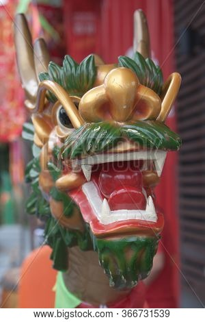 8 June 2008 Dragon Boat Race At Sai Kung Hk
