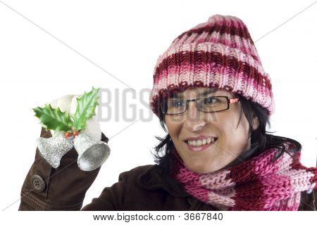 Christmas Girl Ornaments