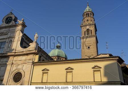 Parma, Emilia-romagna, Italy: San Giovanni Evangelista Church Exterior