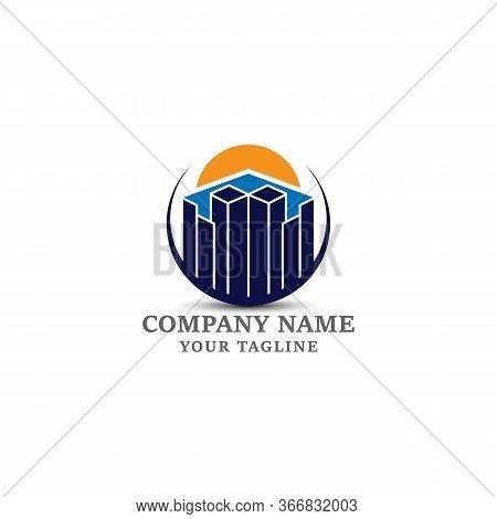 City Skyline Logo Vector Photo Free Trial Bigstock