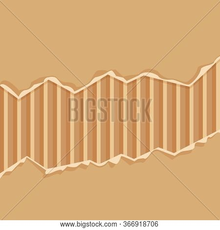 Torn Cardboard Box Brown Texture, Crate Boxes Textured Torn, Damaged Boxes Concept, Cardboard Box To