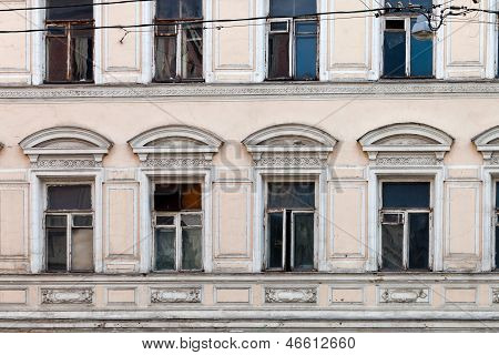 Old Moscow Style House