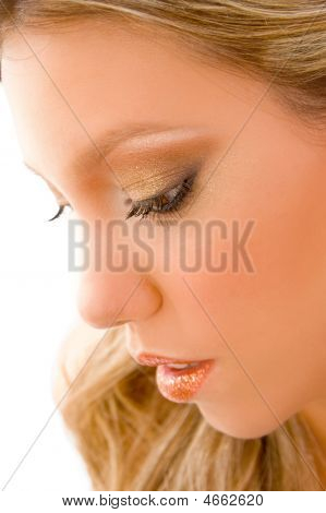 Spa - Fresh Look Of Young Female Model