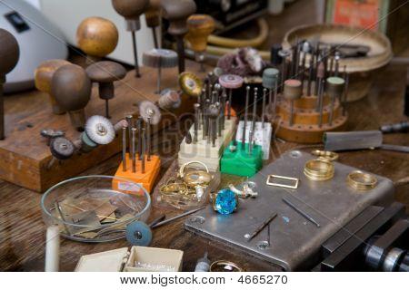 Goldsmith tools