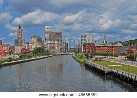 Providence City Skyling