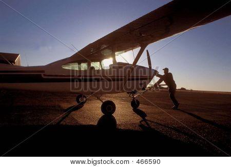 Wheeling Plane