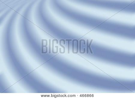 Blur Blue Curves