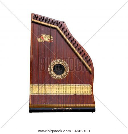 Antique Mandolin Guitar