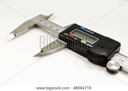 Caliper Construction Measurement Tool