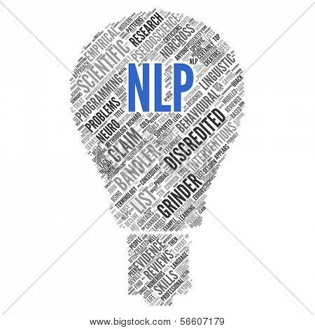 NLP (Neuro Linguistic programming) | Conceptual wallpaper