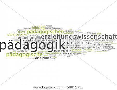 Word Cloud - Pedagogy