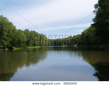 The Cannon River