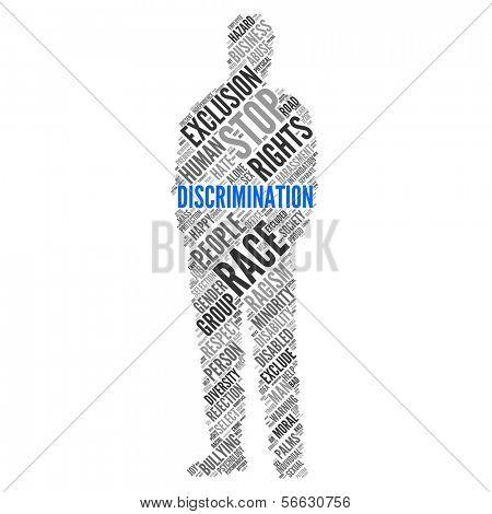 DISCRIMINATION | Concept Wallpaper