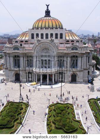 Bellas artes de ciudad de México
