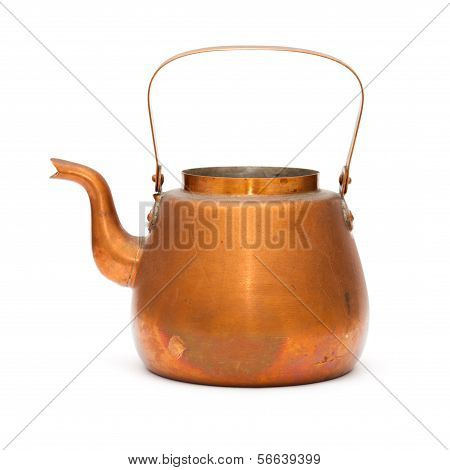 Vintage Copper Kettle
