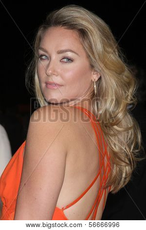 PALM SPRINGS - JAN 4:  Elisabeth Rohm at the Palm Springs Film Festival Gala at Palm Springs Convention Center on January 4, 2014 in Palm Springs, CA