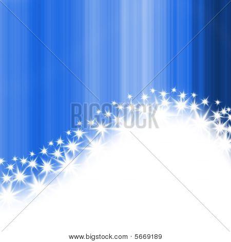 Bluestripes And Stars