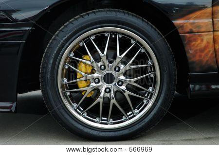 Aluminium Car Wheel Rim