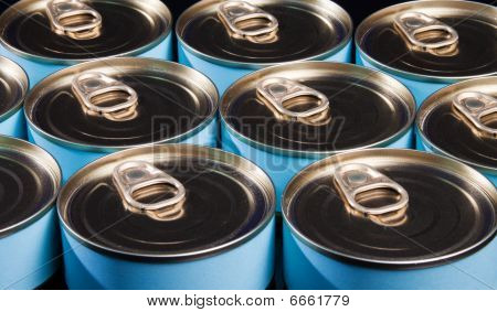Ring Pull Cans