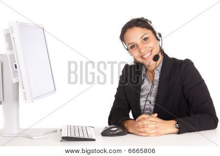 Woman Support Agent