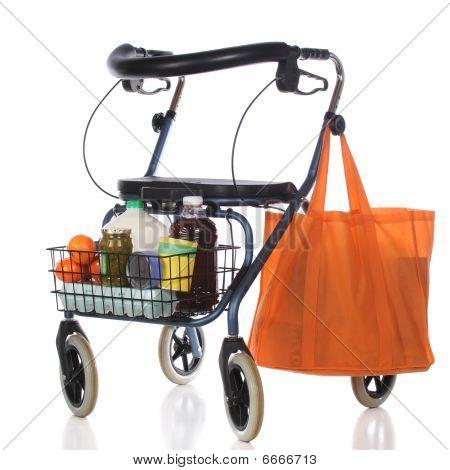 Walker Shopping