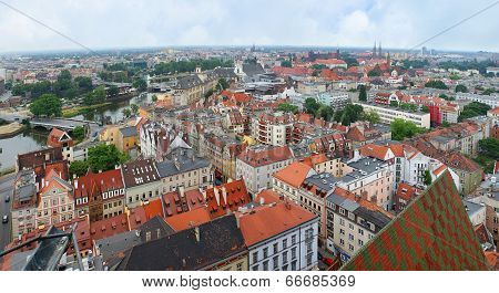 The Houses Of Wroclaw