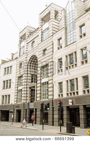 ING Barings Bank, City of London